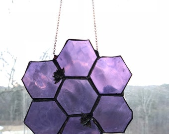 Disco Honeybees! Violet