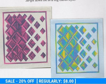 SALE! Stormy Weather - Quilt Pattern  - Willowbrook Quilts