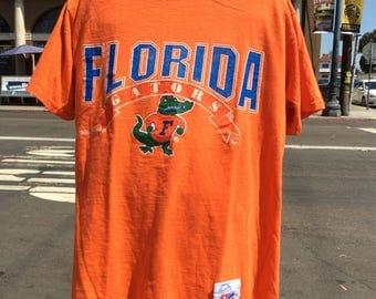 Vtg Florida Gators The Game tshirt                             Sz M