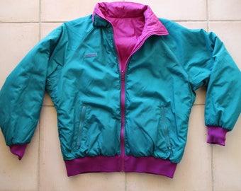 Puffy Columbia Jacket