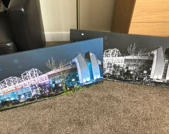 Old Trafford Manchester United Canvas