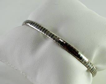 """Sterling Bracelet 7"""""""