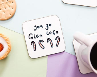 You Go Glen CoCo Coaster
