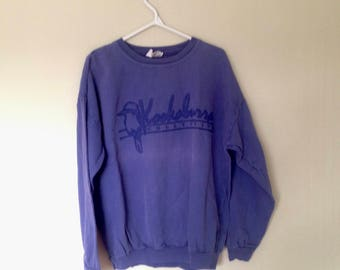 Vintage Semi Neon Kookaburra Sweatshirt