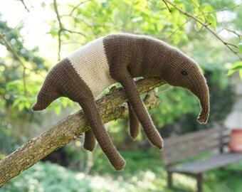 Brown tapir / brown tapir