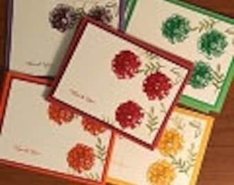 Flower Card Assortment (10)