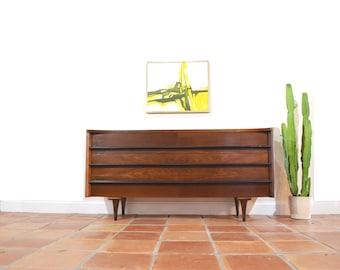 Mid Century Modern Dresser or Credenza by American of Martinsville
