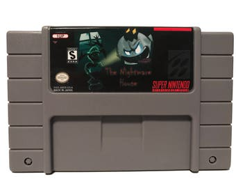 The Nightmare House (Super Mario World), SNES