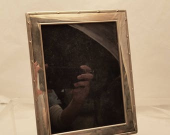 R. Carr Sterling Silver Picture Frame