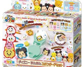 Disney Tsum Tsum Eraser  Making Kit DIY by Bandai -  Orikeshi Detachable Eraser Kit