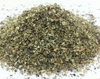 WILD HARVESTED Mullein Leaf dried loose herbal tea  Saltadorio herbs