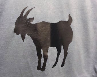 GOAT Tee // Greatest of All Time T-Shirt