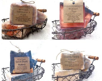 SAVE!! 2 Bar handcrafted soap Bundle
