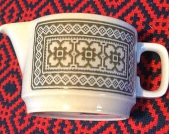 Hornsea Tapestry Jug