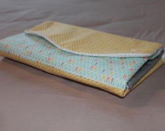 travel changing pad nomadic lange three matching fabrics