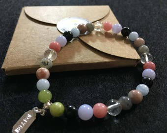 Road of life personalized bracelet