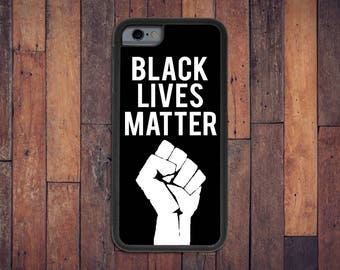 Black Lives Matter iPhone 6, 6s, and 7 Phone Case