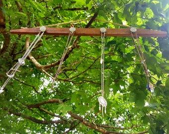 Jewelry display, Jewelry hanger, Necklace display, Jewelry organizer, Jewelry rack