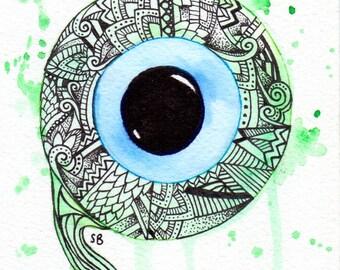 4x4 Jacksepticeye Print