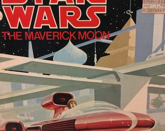 Star Wars the maverick moon 1979