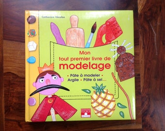 Kids activity book: my first book of molding, hobby