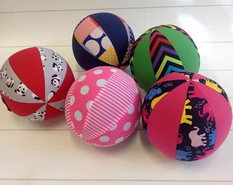 Baby Balloon Ball Covers, Educational, Sensory Play, Travel Ball, Ball, Portable Ball, Balloon Cover, Baby Ball, Ball