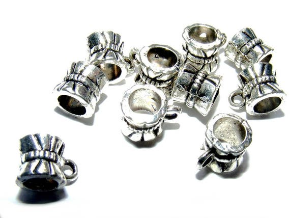Bails Cup coffee silver 10mm x 5