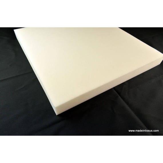 plaque de mousse polyur thane 7cm 50cmx50cm from madeintissus on etsy studio. Black Bedroom Furniture Sets. Home Design Ideas