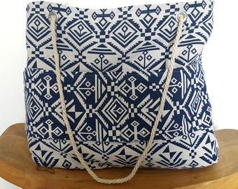 Xl beach bag | Etsy