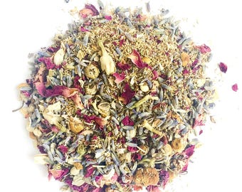 Lavender Paradise Herbal Tea Blend