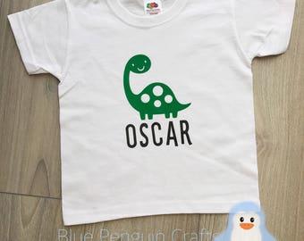Dinosaur t shirt | Etsy