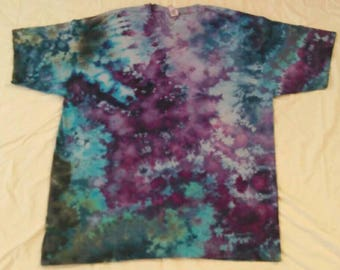 3XL Ice Tie Dye Gildan Ultra Cotton T-shirt