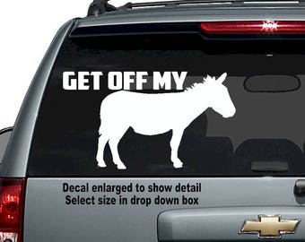 Rear Window Sticker Etsy - Back window decals for cars