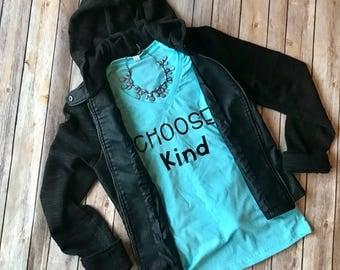 Choose Kind shirt, kindness shirt, teacher tee,