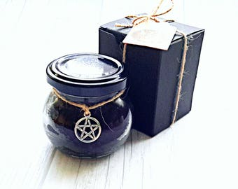 Spiritual candle Protection, spell candles, witchcraft candles, altar candles, magical candles, ritual candle, meditation candle