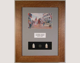 Stonewall Jackson at Winchester, Virginia – Civil War Relics