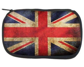 British Flag Union Jack Pencil Pouch
