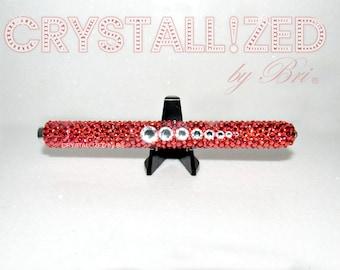 Custom CRYSTALLIZED Pupil Penlight LED Nursing Doctors Opoway Medical Bling with Swarovski Crystals
