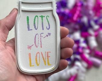Mason Jar Magnets / Wood Magnets / Cute Fridge Magnets / Baby shower favors / Party Favors / Wedding Favors / Custom Magnets / Custom Favors