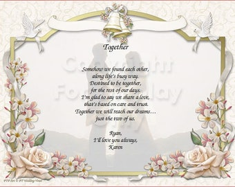 Wedding Vows - Together - Art ID_WV-01
