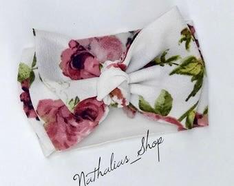 Floral Stretch Wrap