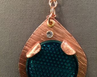 Reflections Copper Pendant