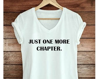 One more chapter shirt
