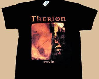 Therion, Vovin, T-shirt 100% Cotton