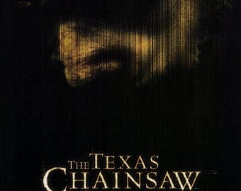 Texas Chainsaw Massacre 11x17 Promo Movie POSTER