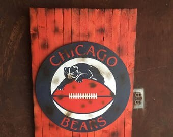 Throwback Chicago Bears