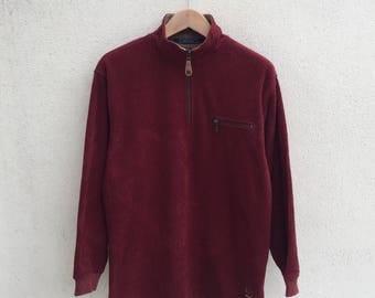 Vintage Tommy Hilfiger Half Zip Sweater