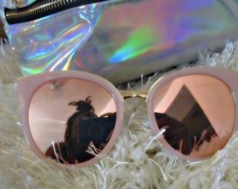 Pink Panther shades