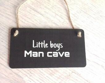 Little boys man cave, boys bedroom, black door sign, black bedroom decor, children's bedroom, boys decor, children's room, games room decor
