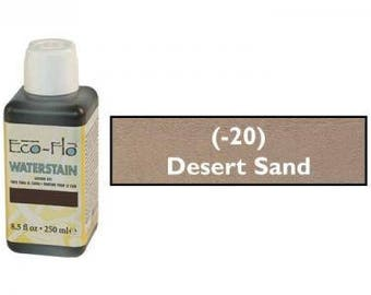 Eco-Flo Waterstain 8.5 oz. (250ml) Desert Sand